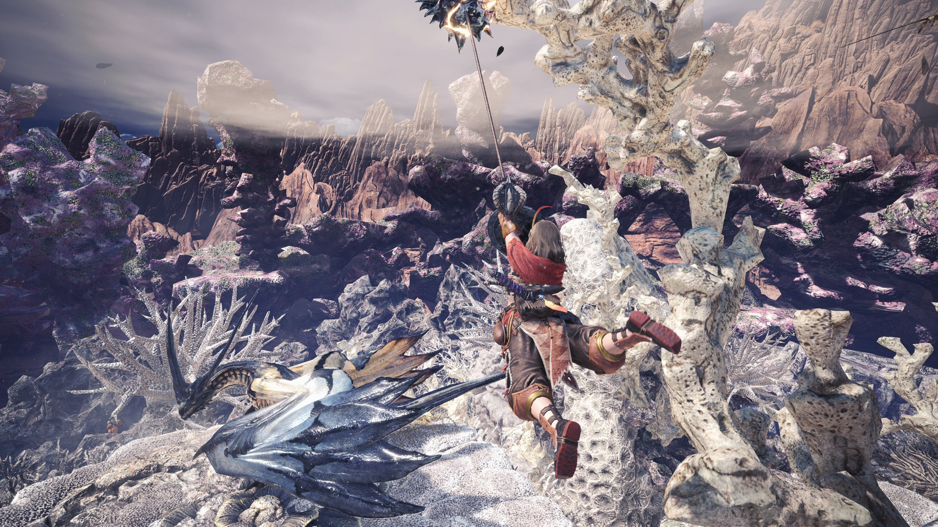 Monster Hunter: World (2018/PC/RUS) / Repack от xatab
