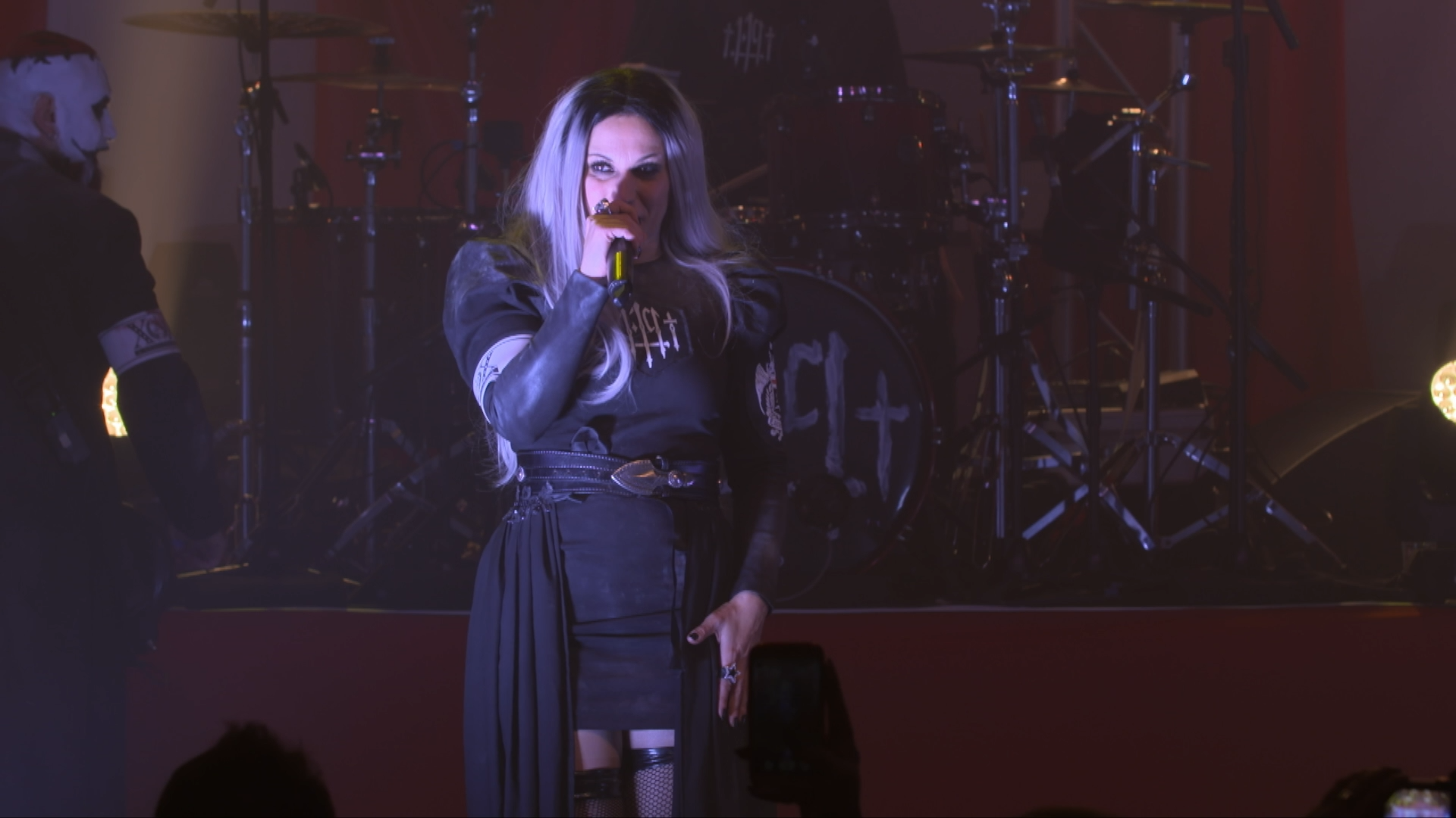 Lacuna Coil - The 119 Show: Live In London (2018/Blu-Ray) 1080p
