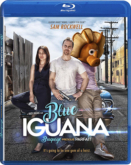 Голубая игуана / Blue Iguana (2018) BDRip 720p от селезень | iTunes