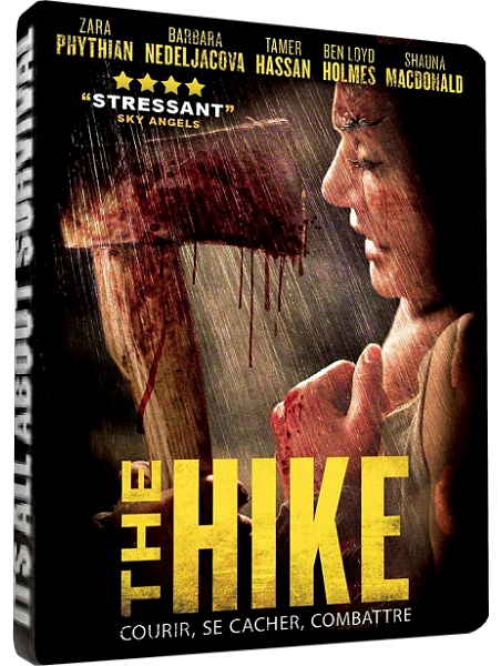Экскурсия / The Hike (2011) HDRip-AVC от ExKinoRay | P