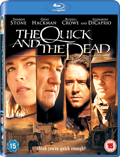 Быстрый и мертвый / The Quick and the Dead (1995) HDRip-AVC от ExKinoRay | D