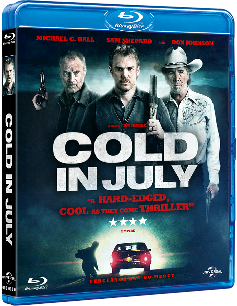 Холод в июле / Cold in July (2014) HDRip-AVC от ExKinoRay | D