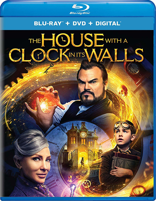 Тайна дома с часами / The House with a Clock in Its Walls (2018) HDRip-AVC | Line