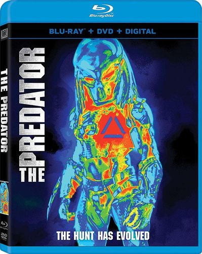 Хищник / The Predator (2018) BDRemux 1080p | D, A