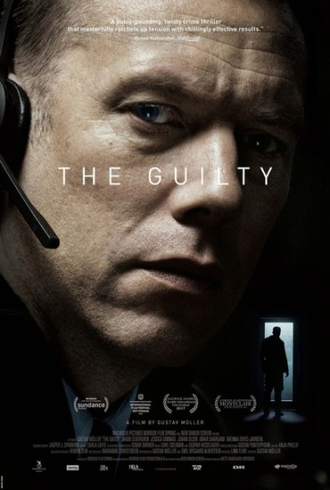 Виновный / Den skyldige / The Guilty (2018) HDRip | КПК | HDrezka Studio