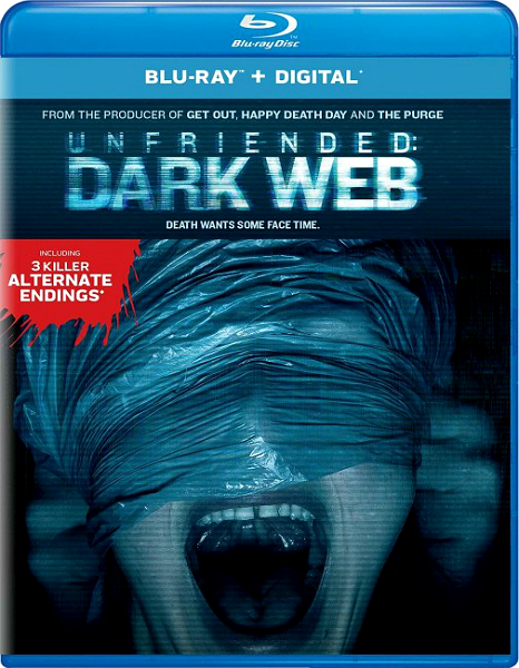 Убрать из друзей: Даркнет / Unfriended: Dark Web (2018) HDRip-AVC от ExKinoRay | HDRezka Studio