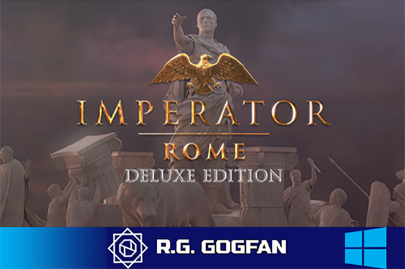 Imperator: Rome Deluxe Edition (Paradox Interactive) (ENG|RUS|MULTI7) [DL|GOG] / [Windows]