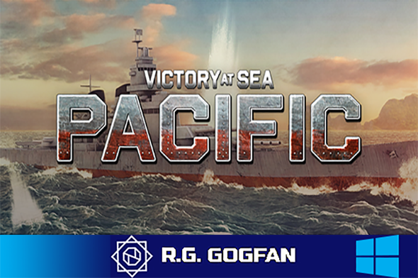 Victory at Sea Pacific (Evil Twin Artworks) (ENG|RUS|MULTI6) [DL|GOG] / [Windows]