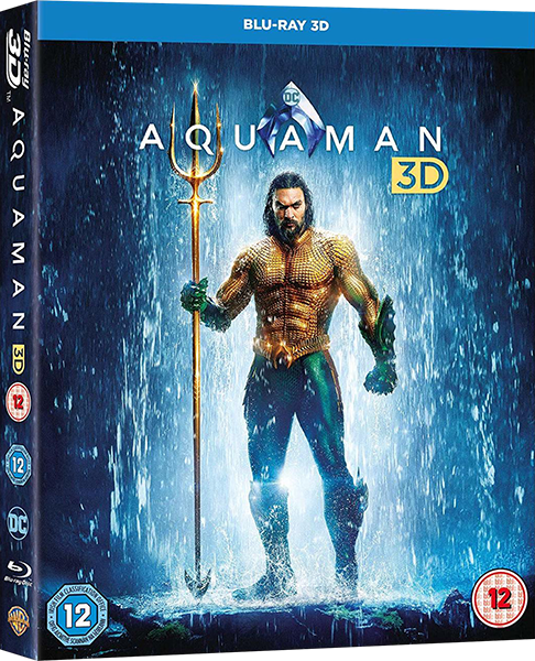 Аквамен / Aquaman (2018) (IMAX Edition) BDRip 3D (HOU),, Blu-Ray 3D CEE
