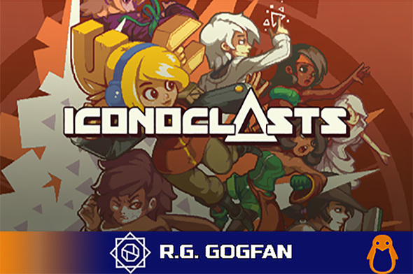 Iconoclasts (Bifrost Entertainment) (ENG|MULTI5) [DL|GOG] / [Linux]
