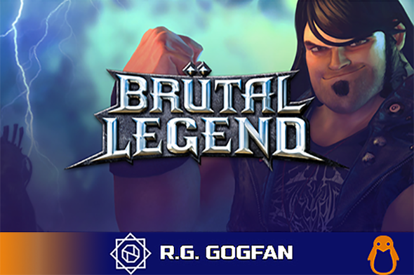 Brutal Legend (Double Fine Productions) (ENG|MULTI5) [DL|GOG] / [Linux]