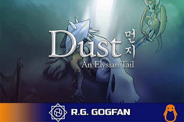 Dust: An Elysian Tail (Humble Hearts LLC) (ENG GER MULTI6) [DL GOG] / [Linux]