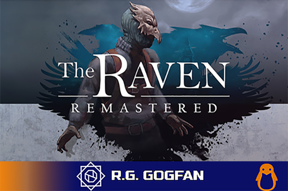 The Raven Remastered (THQ Nordic GmbH) (ENG|RUS|MULTI8) [DL|GOG] / [Linux]