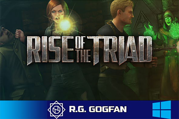 Rise of the Triad (2013) (Apogee Software) (ENG) [DL|GOG] / [Windows]