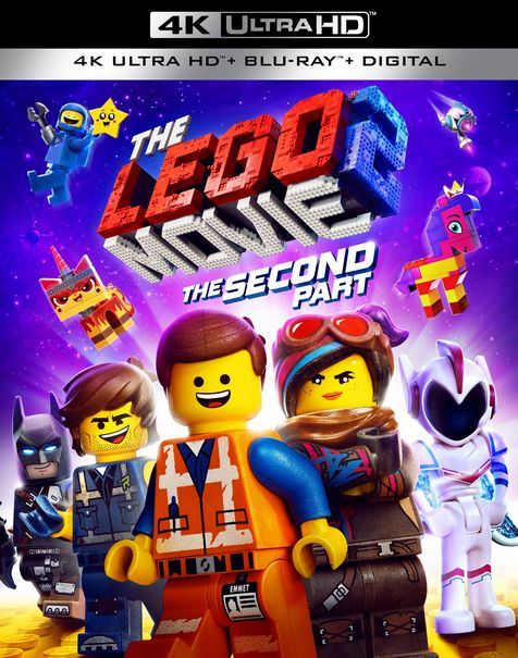 ЛЕГО Фильм 2 / The Lego Movie 2: The Second Part (2019/BDRip/HDRip)