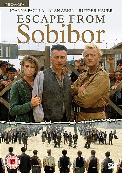 Побег из Собибора / Escape from Sobibor (1987) BDRip от Koenig | A
