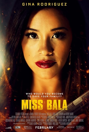 Мисс Пуля / Miss Bala (2019) BDRip от ExKinoRay | P | iTunes