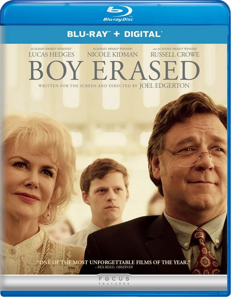 Стертая личность / Boy Erased (2018/BDRip/HDRip)