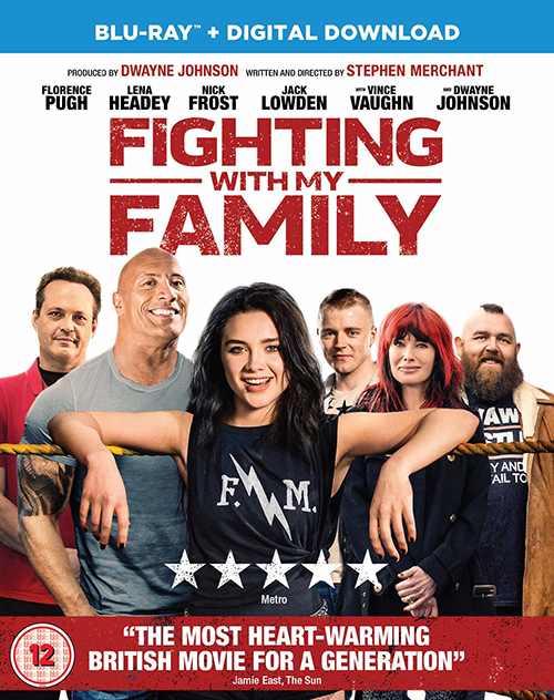 Борьба с моей семьей / Fighting with My Family (2019) BDRip 720p от селезень | Лицензия